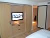 TV im Schlafzimmer Conrad New York
