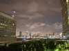 Aussicht vom Dach des Conrad New York aus