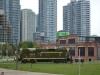 Canadian National Bahn vor dem Museum