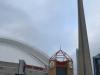 CN Tower nicht mehr in den Wolken