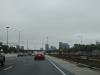Auf dem Highway direkt vor Toronto