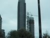 Im Bau befindliches Hochhaus in Toronto