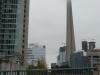 CN Tower leider in den Wolken