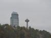 Blick auf Skylon Tower Niagara Falls