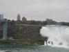 Die amerikanische Seite der Niagara Fällen