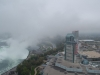 Niagara Falls und die kanadischen Niagara Fälle vom Skylon Tower aus gesehen