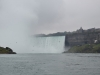 Die Niagara Fälle aus der Nähe