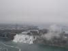 Blick vom Skylon Tower auf die amerikanischen Fälle
