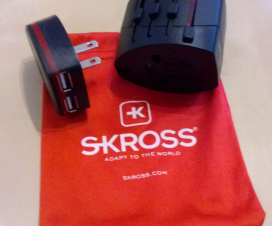 Skross Worldadapter Lieferumfang