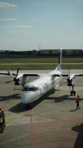 flybe Dash8-400 (Q400)