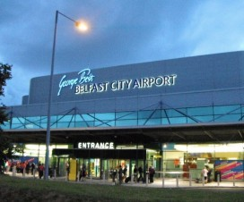 Georg Best Belfast City Airport