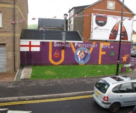 Shankill Road - Belfast