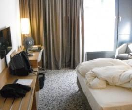 Mercure Europe Basel - das Zimmer