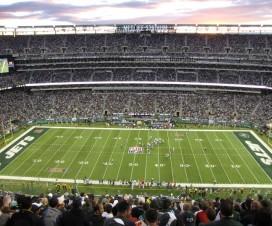 Metlife Stadium Buffalo vs. Jets