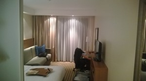 Hampton by Hilton Berlin City West - Zimmer