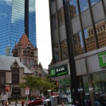 Antike und Modernes in Boston