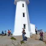 Leuchtturm Peggy Cove