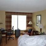 Zimmer Badezimmer Hilton Garden Inn Toronto Airport