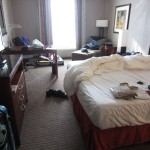 Hotelzimmer Hilton Garden Inn Edingburgh