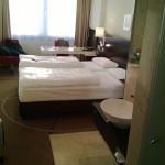 Zimmer 2105 Park Inn by Radisson Berlin Alexander Platz