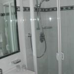 Badezimmer Hotel Parc Sulden