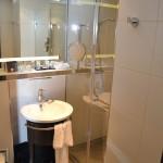 Badezimmer im Pullman München