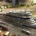 AIDA Blu im Miniatur Wunderland Hamburg