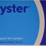 meine oyster Karte
