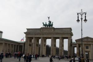 Auf dem Weg zu Madame Tussauds Berlin