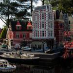 Miniaturland im Legoland Billund Resort