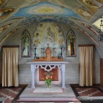 Italiensche Kapelle auf den Orkney Inseln