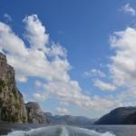 Durch den Lysefjord