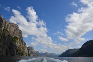 Durch den Lysefjord - Top3 Reiseziele in Europa