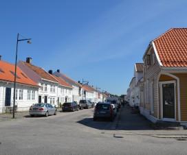 Kristiansands Altstadt