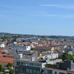 Blick über Kristiansand