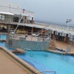Große Pools der Mein Schiff 1