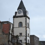 Jubilee Clock Southqueensferry