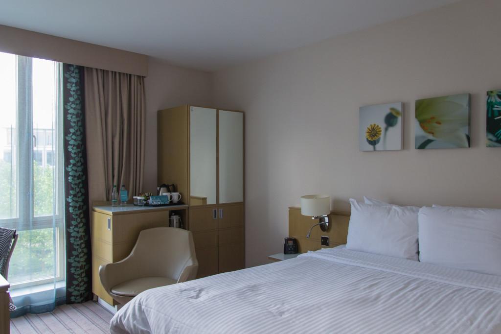 Zimmer im Hilton Garden Inn Bristol