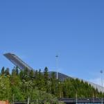 Skisprungschanze Holmenkolmen