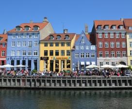 Nyhaven in Kopenhagen