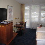 Zimmer im Dorint Parkhotel Bad Neuenahr