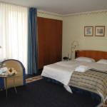 Zimmer im Hotel Savigny Frankfurt City
