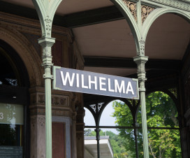 Eingang Wilhelma Stuttgart