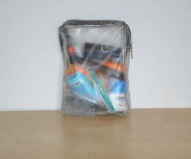 Flüssigkeitsbeutel für Handgebäck