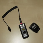 Funkfernauslöser für Nikon D3100