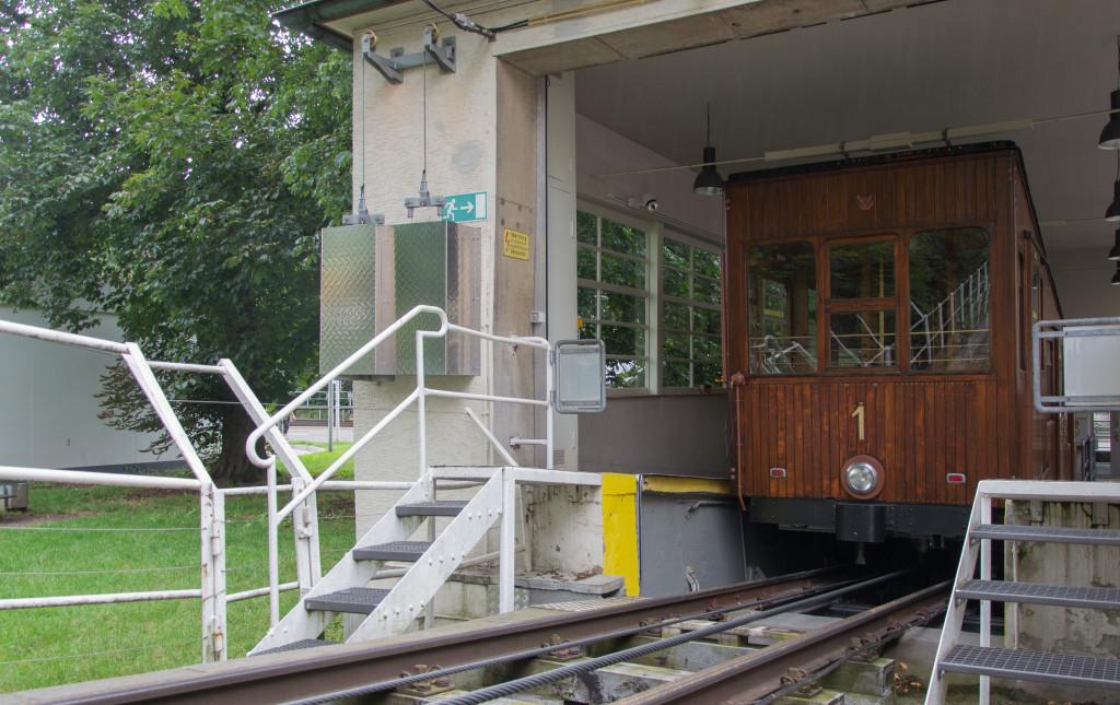 Standseilbahn Stuttgart