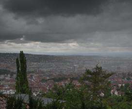 Aussicht über Stuttgart