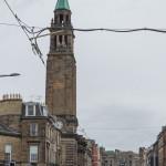 Straßenbahn in Edinburgh