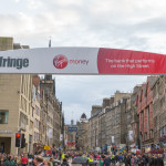 Fringe Festival in Edinburgh