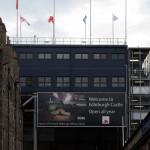 The Royal Edinburgh Military Tattoo 2014 Eingang